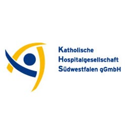 Logo Krankenhaus Katholische Hospitalgesellschaft Südwestfalen gGmbH