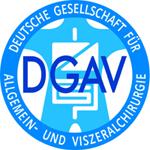 Logo Deutsche Gesellschaft für Allgemein- und Viszeralchirurgie