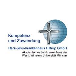 Herz-Jesu-Krankenhaus Hiltrup Logo